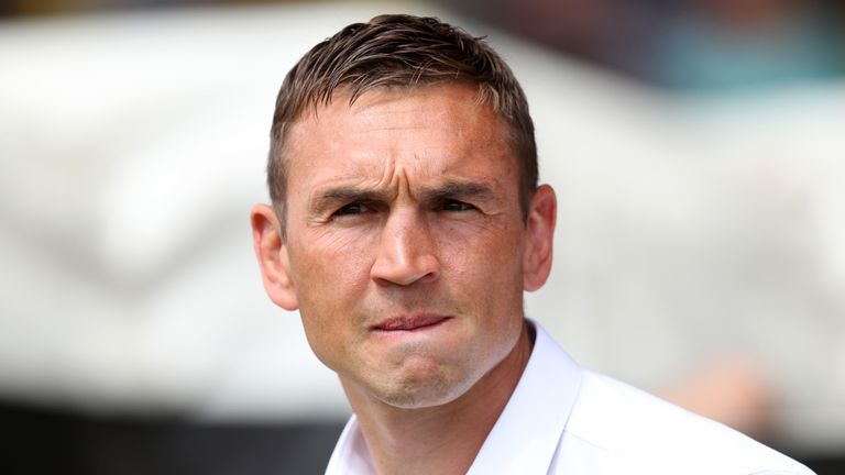 Kevin Sinfield says it has been 'the most stringent Lions squad selection ever'