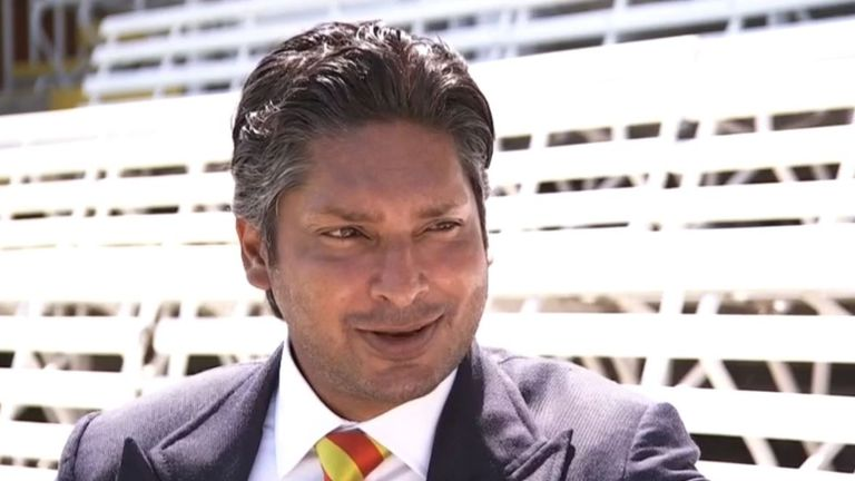 Former Sri Lanka player Kumar Sangakkara has been appointed as the first non-British president of Marylebone Cricket Club