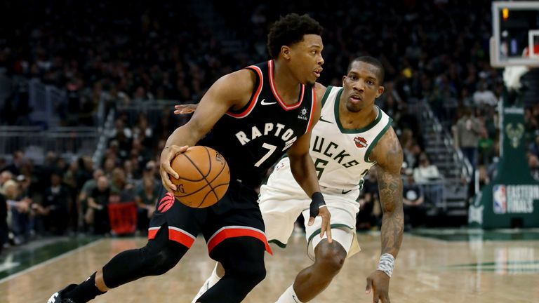 Point guards Kyle Lowry and Eric Bledsoe could play a decisive role in the remainder of the Eastern Conference Finals.