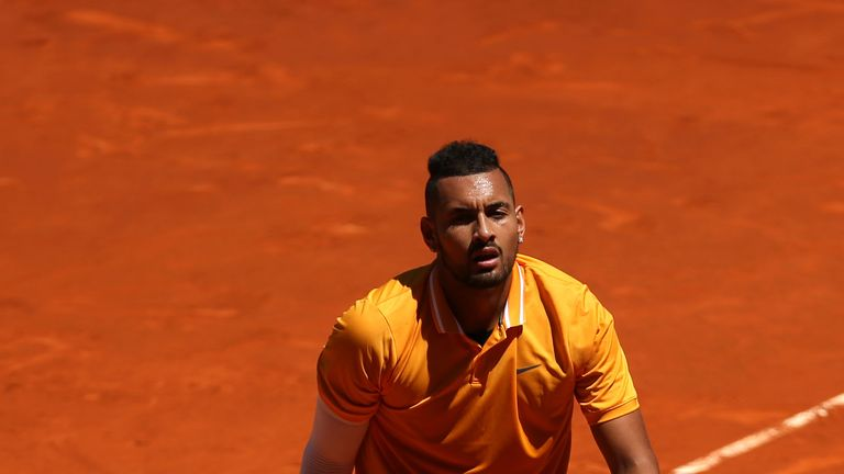 Roger Federer defends Nick Kyrgios over chair throw at Italian Open | Tennis News |