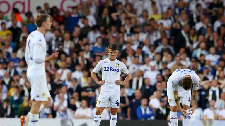 The night went wrong for Leeds at Elland Road