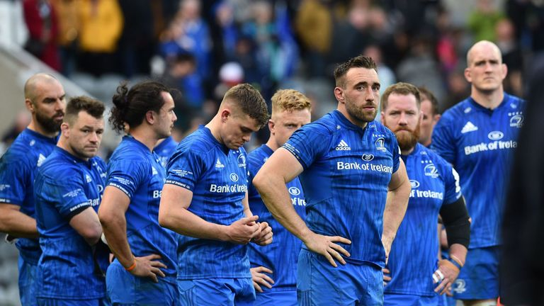 Leinster were unable to build on their bright start on Saturday