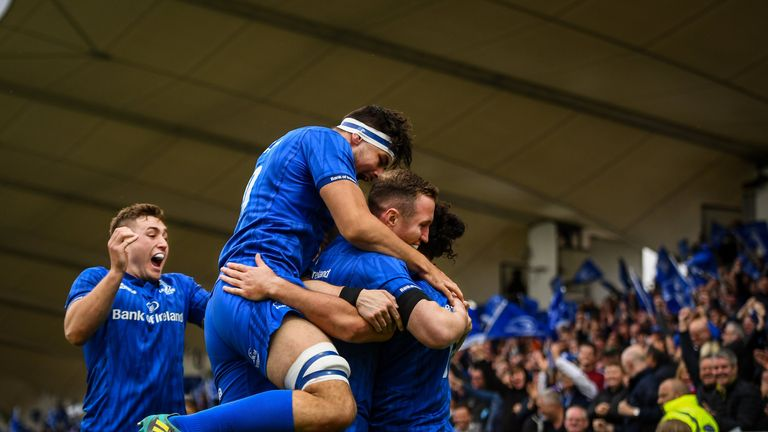 Leinster sealed a PRO14 final place, where they will face Glasgow Warriors at Celtic Park next Saturday