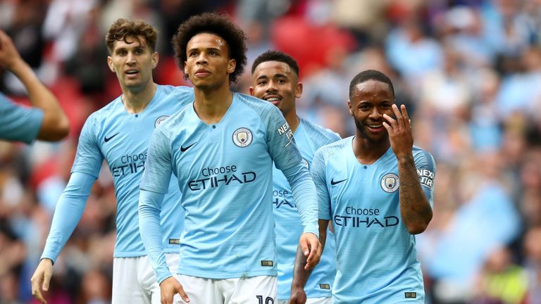 Leroy Sane could become Bayern Munich's record signing this summer