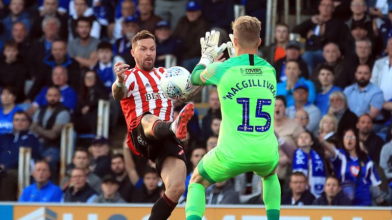 Chris Maguire's volley in the first leg proved the sole difference across the tie