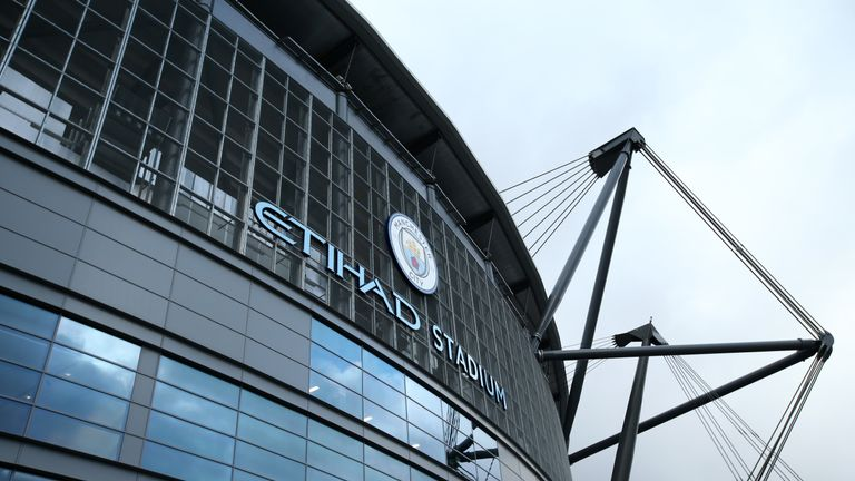 "Manchester City said it ""accepts responsibility for the breaches"""