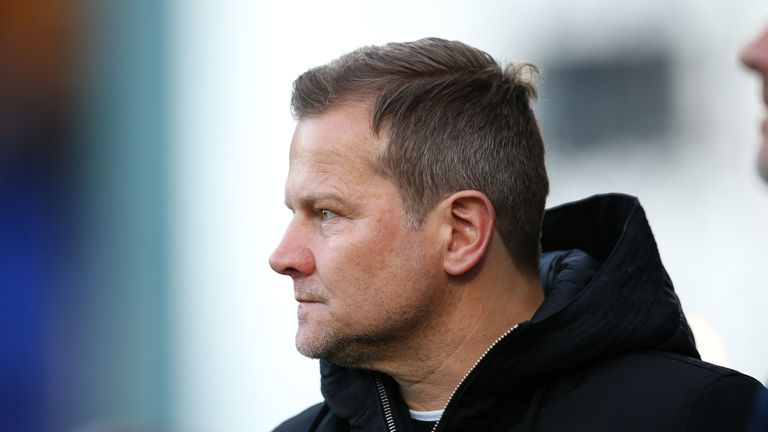 Forest Green boss Mark Cooper was impressed by his side's performance after their splendid defensive display