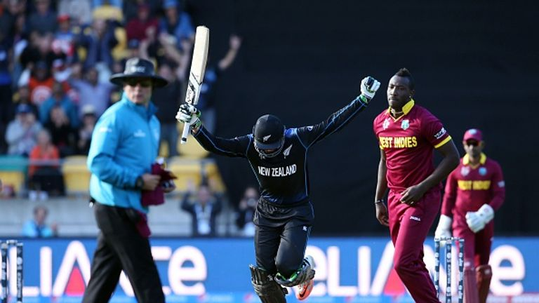 Martin Guptill put West Indies to the sword as he set a new record