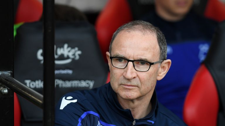 Martin O'Neill has guided Forest to three straight wins