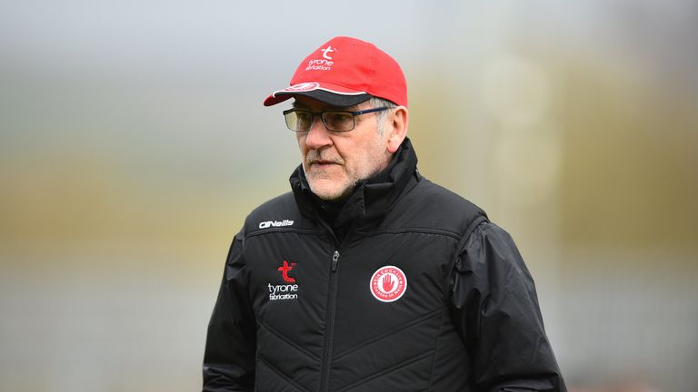 Mickey Harte's charges played a more expansive game-plan during the springtime
