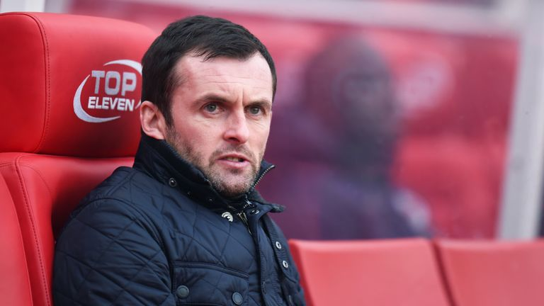 Nathan Jones is shaping his Stoke squad ahead of the new season