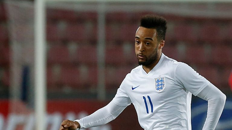 Nathan Redmond has just one England cap to his name