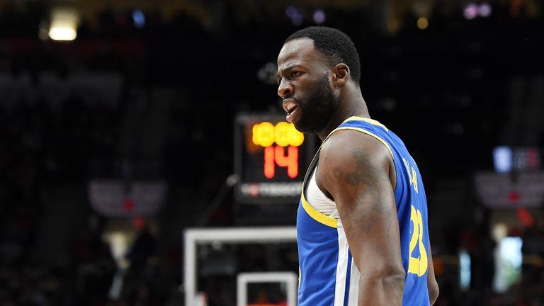 Draymond Green posts triple-double in Warriors win