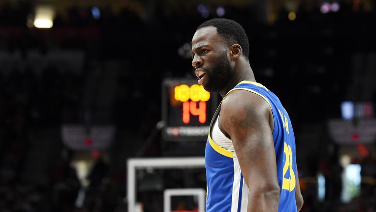 Draymond Green posts triple-double in Warriors win