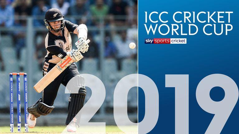 Kane Williamson, New Zealand, Cricket World Cup 2019
