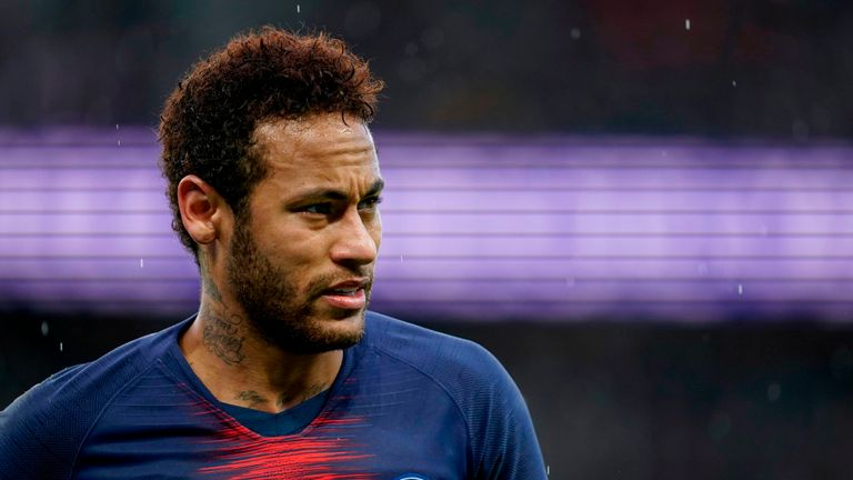Speculation surrounding Neymar suggests he wants a return to the Nou Camp