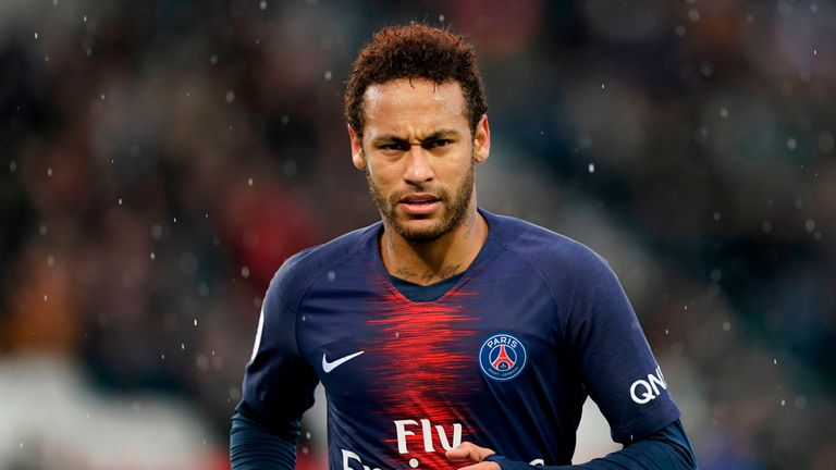 Neymar has been linked with a return to Barcelona after two seasons at PSG