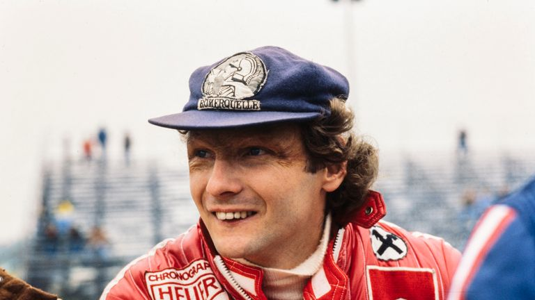 Paying tribute to Niki Lauda, who has sadly passed away aged 70
