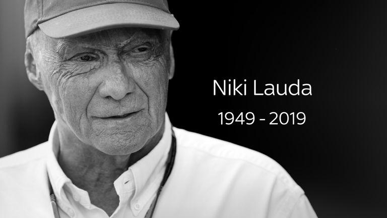 Niki Lauda 1949 - 2019