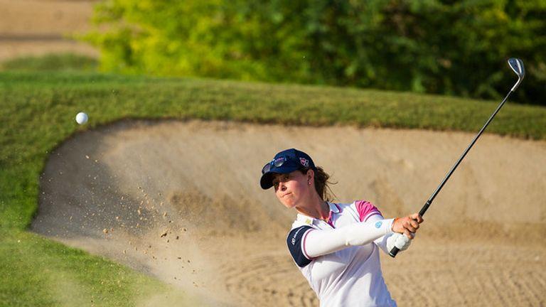 Iturrios has won two of her opening three events of the Ladies European Tour season