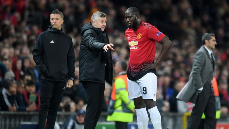 Is Romelu Lukaku on his way from Manchester United this summer?