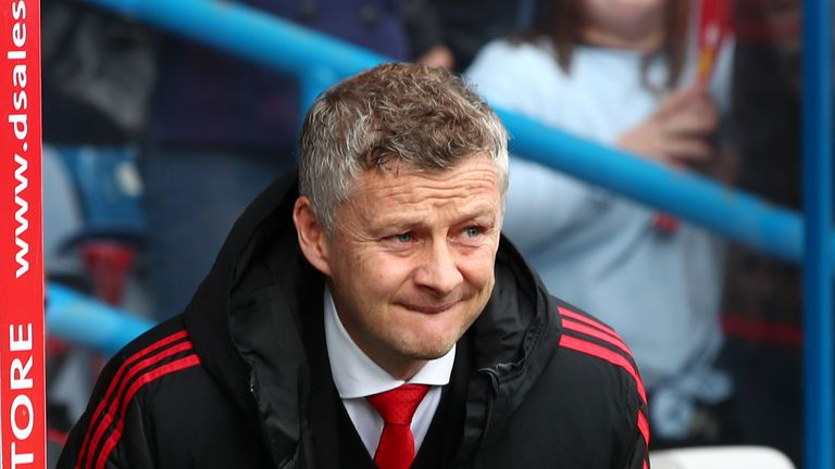 Ole Gunnar Solskjaer faces old club Cardiff in his final game of the campaign