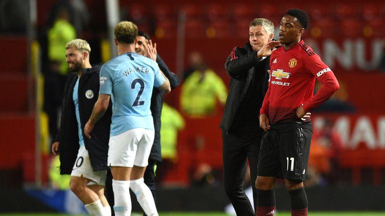 Anthony Martial: Ole Gunnar Solskjaer impressed by Manchester United forward's 'new' attitude