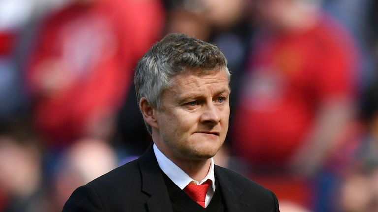 Ole Gunnar Solskjaer will be an anxious observer wanting a City victory