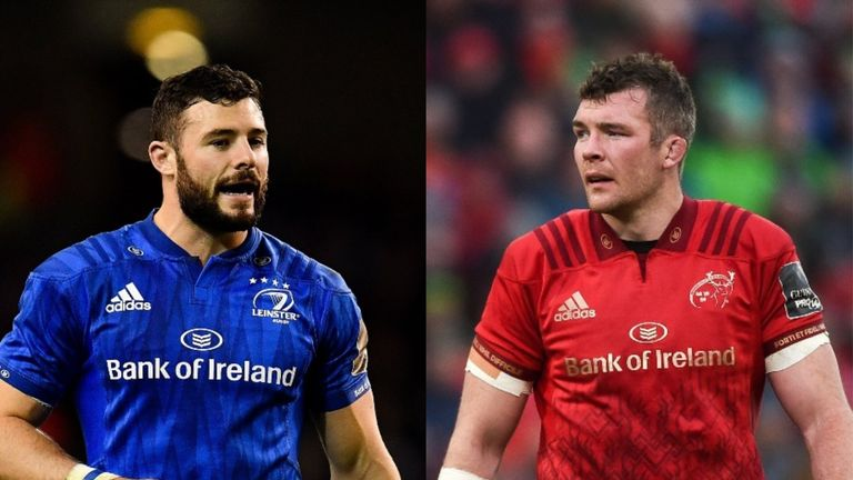 Will Robbie Henshaw and Leinster or Peter O'Mahony's Munster book a PRO14 final place at Celtic Park?