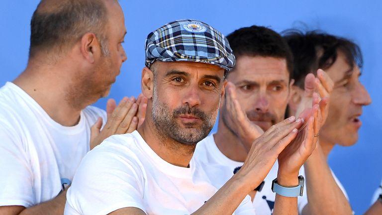 Pep Guardiola has now won six major honours as Manchester City boss.