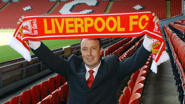 Benitez wasn't surprised by Liverpool's comeback