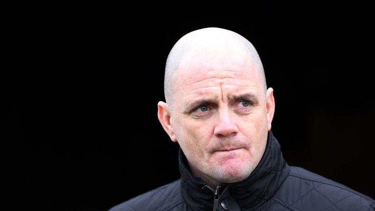 Leeds caretaker coach Richard Agar has plenty to ponder