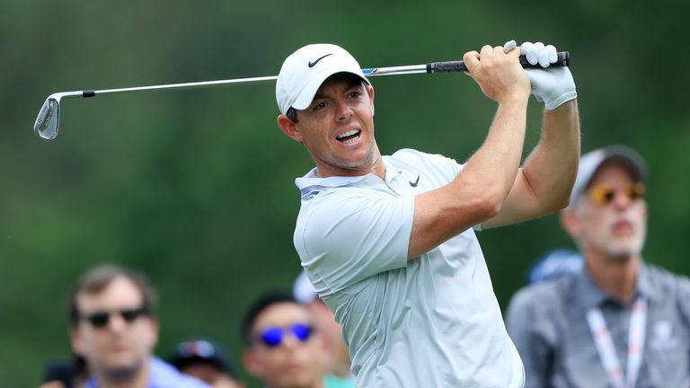 McIlroy believes his supreme length off the tee will be crucial this week