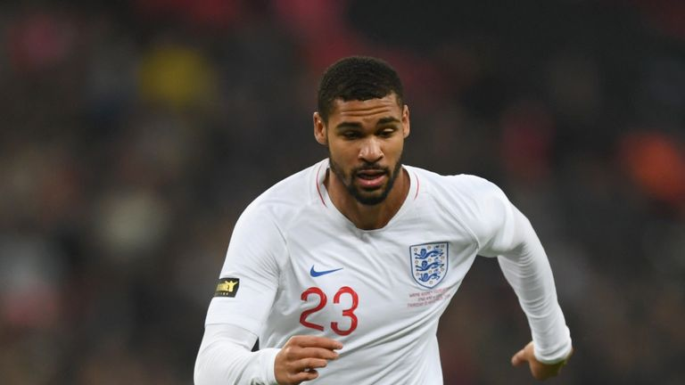 Ruben Loftus-Cheek suffered an ankle injury during Chelsea's friendly on Thursday