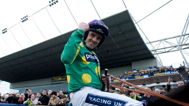 Ruby Walsh announced his retirement after winning the Coral Punchestown Gold Cup