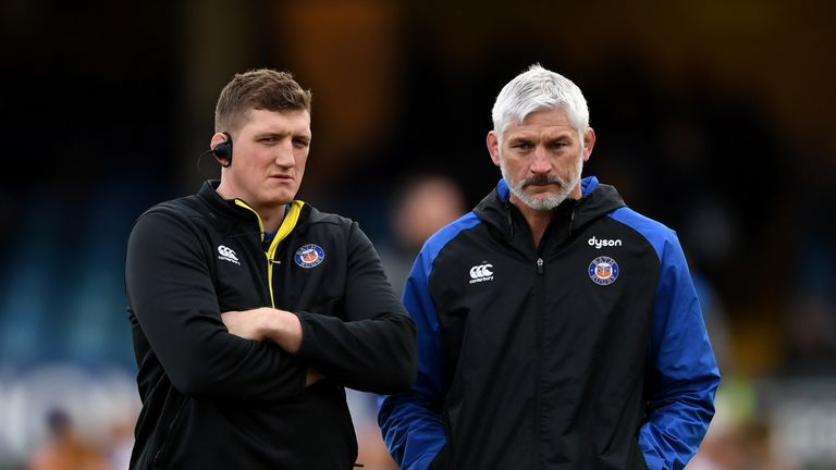 Stuart Hooper confirmed as Bath's director of rugby while Neal Hatley returns