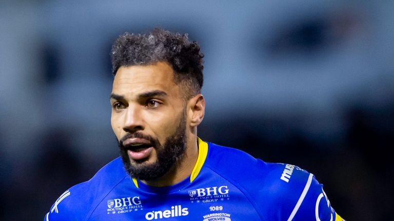 Ryan Atkins has returned to Wakefield from Warrington on deadline day