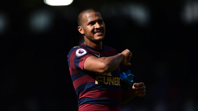 Newcastle will be keen to sign Salomon Rondon on a permanent deal