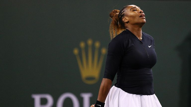 Serena Williams' Roland Garros hopes in doubt after Italian Open withdrawal | Tennis News |
