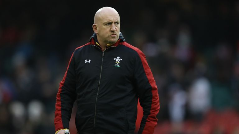 The defence coach has been with Wales for 12 years