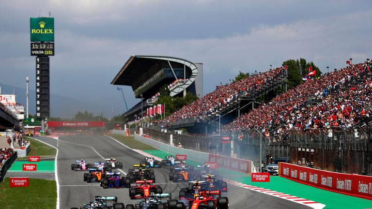Spanish GP secures F1 stay for 2020 with Germany in doubt