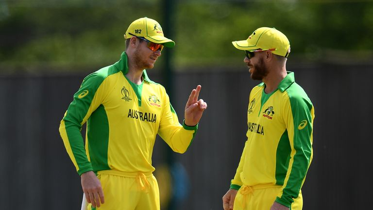 Steve Smith and David Warner were playing in England for the first time since serving one-year bans