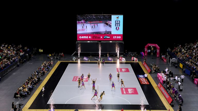 Season Opener set to break UK netball records on February 22