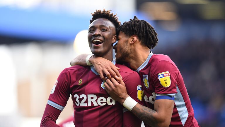 Tammy Abraham and Tyrone Mings: Aston Villa spirit, John Terry ...