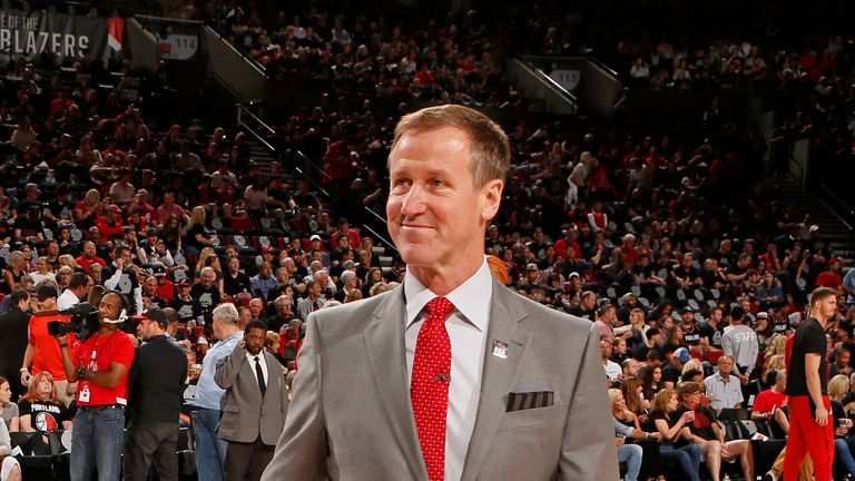 Portland Trail Blazers head coach Terry Stotts has signed to stay with the organisation until 2022