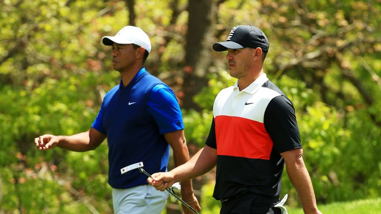 Woods and Koepka now head to the US Open at Pebble Beach