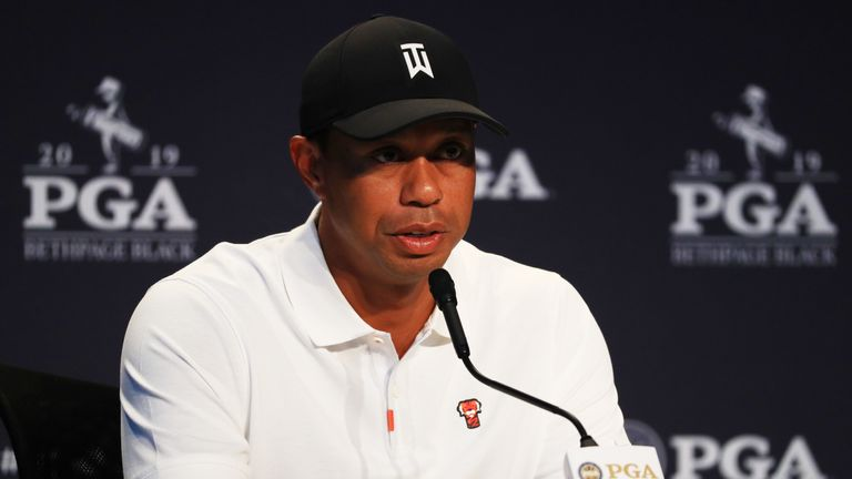 Woods feels length off the tee will be vital this week