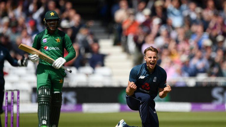 Tom Curran, England, ODI vs Pakistan at Trent Bridge