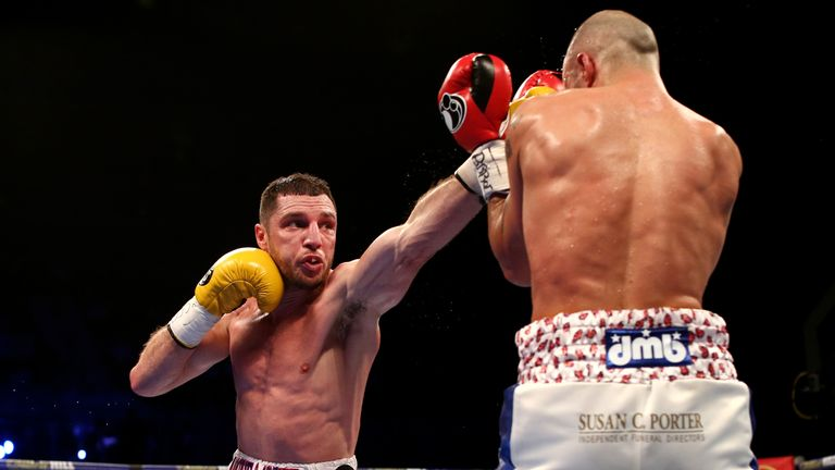 Hull boxer Tommy Coyle will fight at New York's Madison Square Garden on June 1