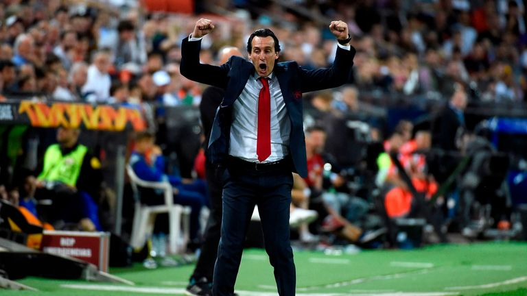 Unai Emery says Arsenal have achieved nothing yet
